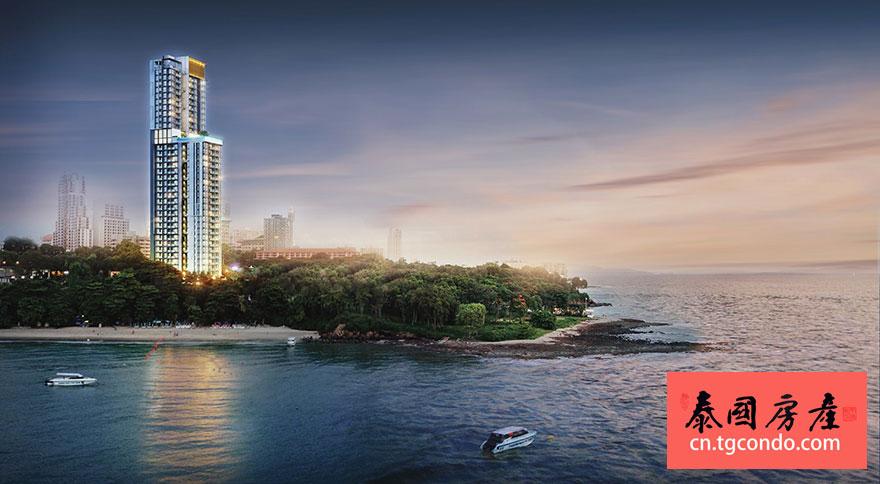 泰国芭提雅仙女座海景公寓 Andromeda Condo
