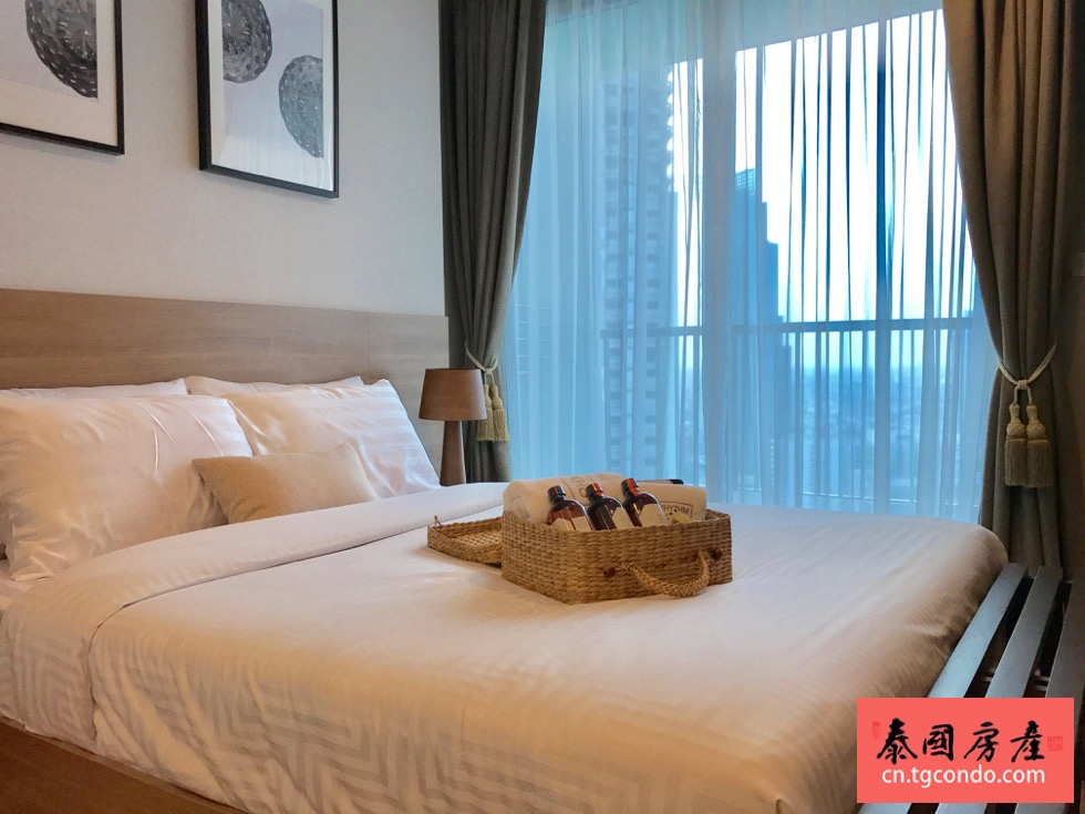 Rhythm Sathorn for rent 14