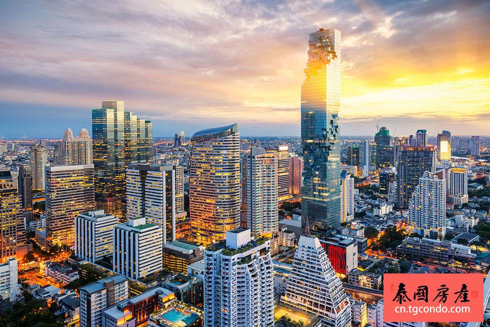 曼谷是隆沙吞