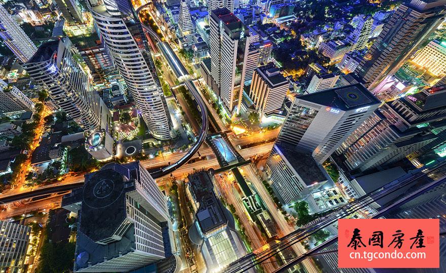 曼谷是隆沙吞 Sathorn Bangkok