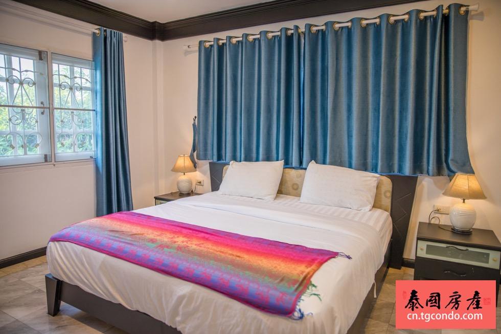pattaya pool villa rent 4
