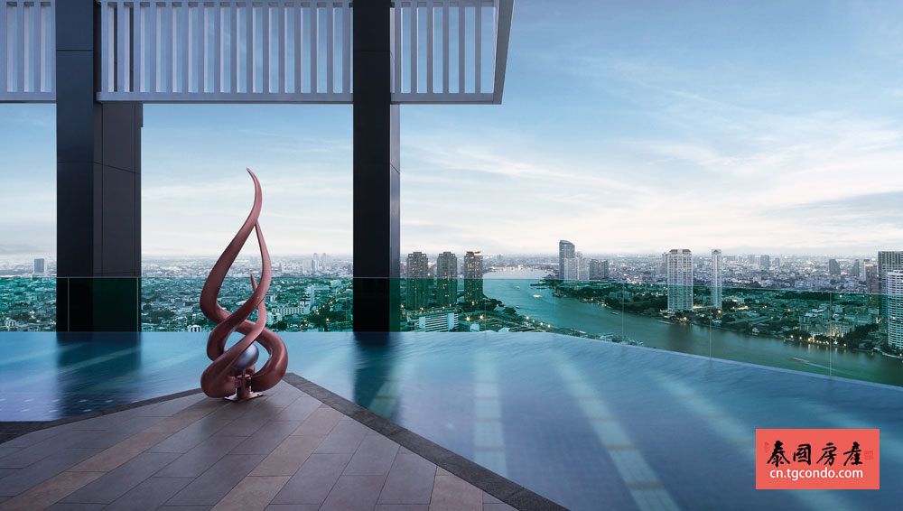 rhythm sathorn pool