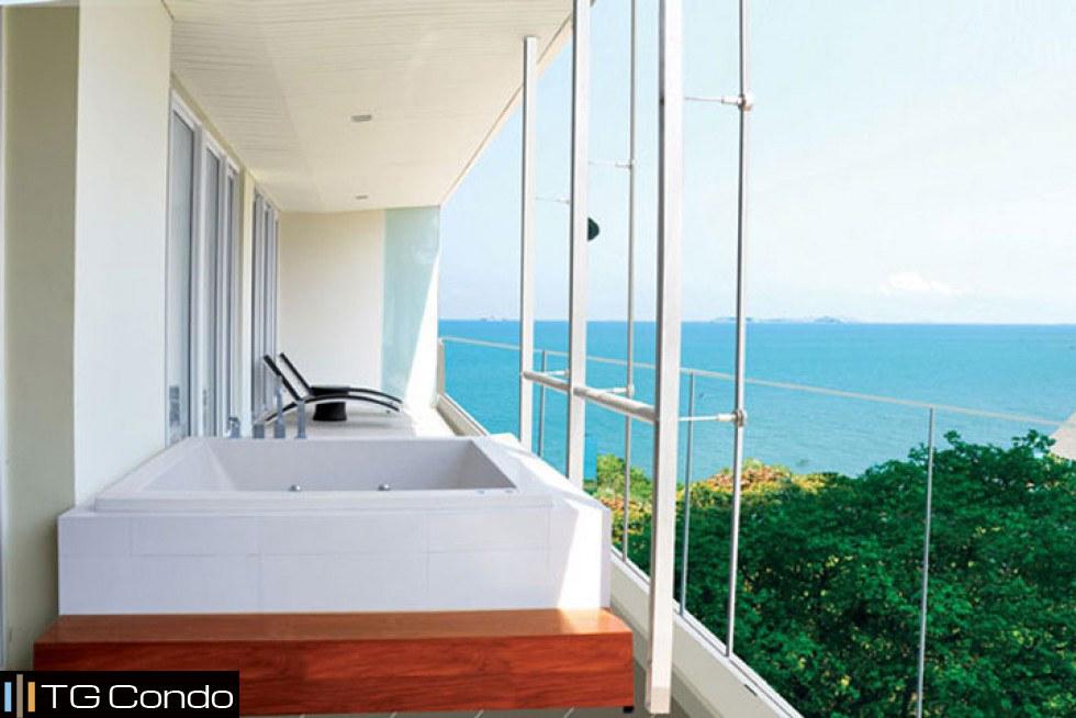 芭堤雅海豚湾一线海景豪宅The Cove Pattaya