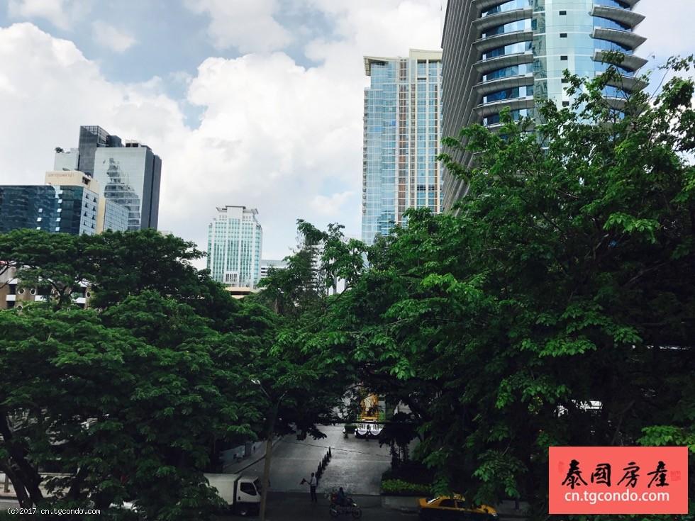 泰国最顶级豪宅:98 Wireless 和美国大使做邻居