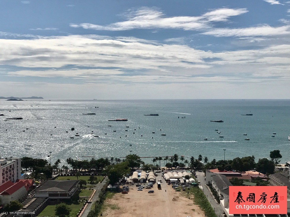 Centric Sea Pattaya 芭提雅中心海公寓全海景高层