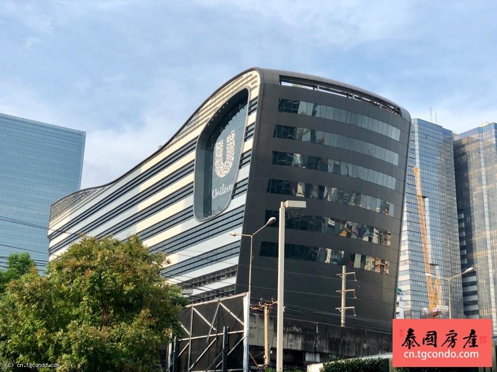 泰国曼谷拉玛九区高层楼盘: Condolette Midst Rama 9