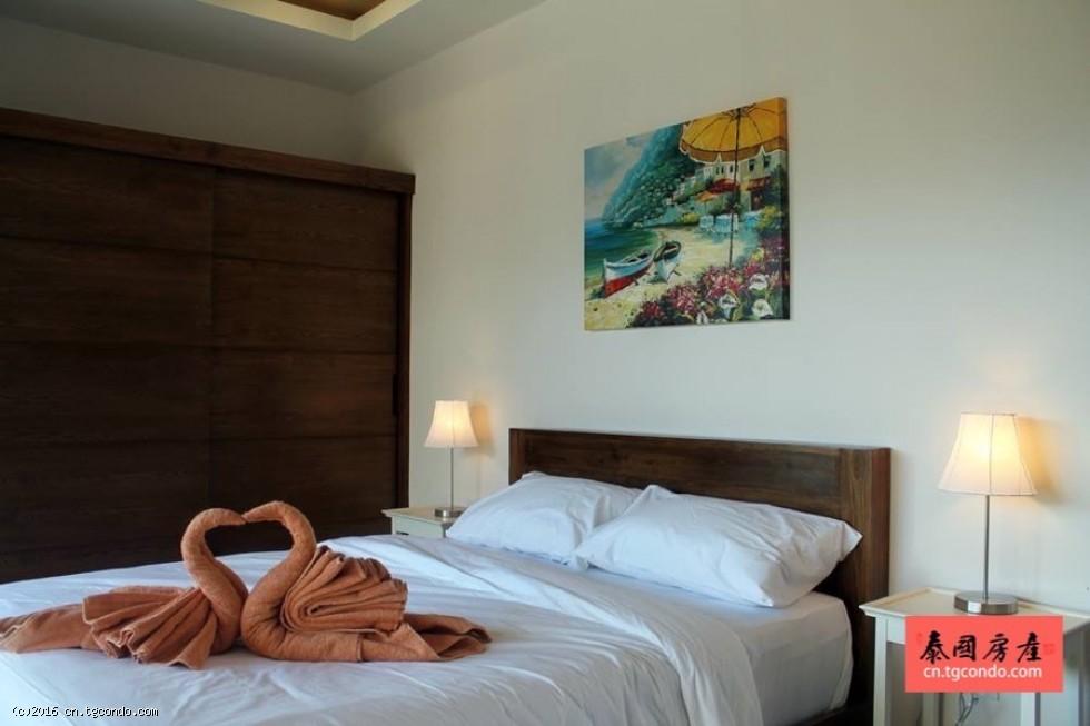泰国普吉岛三房三卫泳池别墅出租