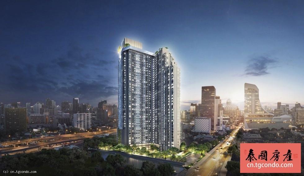 Life One Wireless泰国曼谷无线路高层公寓