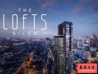 The Lofts Silom 泰国曼谷是隆路高层现房特价66平米两房