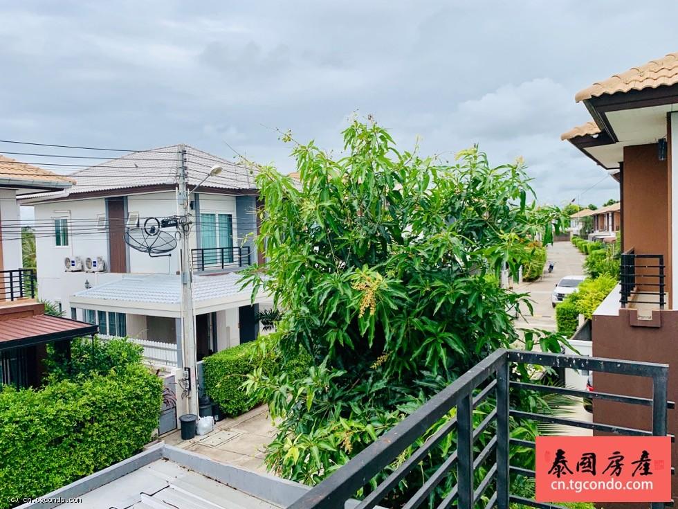 泰国芭提雅精装独栋双层别墅