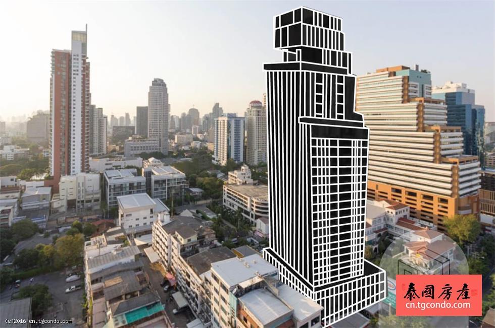 曼谷黄金位置期房RHYTHM EKAMAI,AP泰国又一力作!