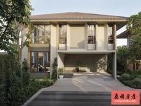 泰国曼谷沙兰西里双层独栋豪华别墅