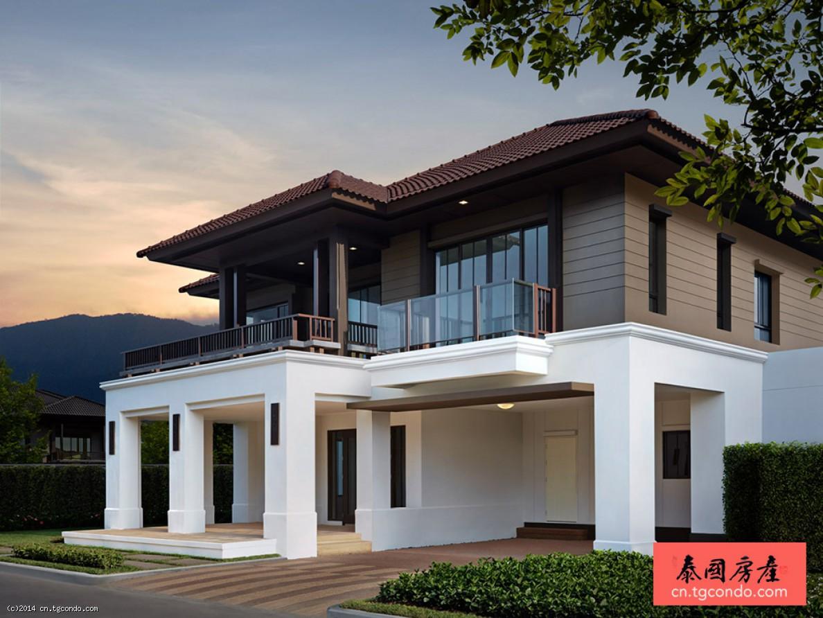 泰国清迈别墅:Setthasiri San Sai
