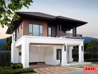 泰国清迈房产:清迈别墅出售 Setthasiri San Sai