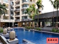 泰国曼谷公寓出租,沙吞区35平米一室一厅