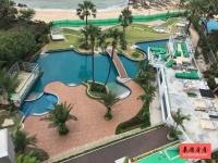 泰国芭堤雅无敌海景 The Palm 棕榈岛公寓 私人沙滩