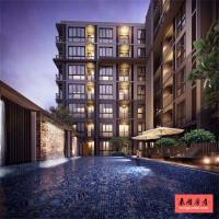 泰国清迈新地标 商业园区公寓 The Treasure