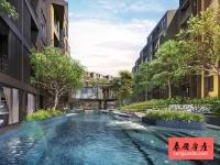 The Base Central Phuket 泰国普吉岛最大购物商城公寓泳池景单元