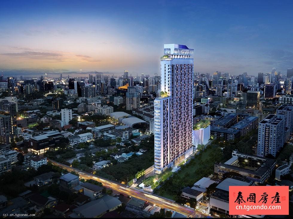 XT Ekkamai 曼谷富人区上思睿最新期房公寓