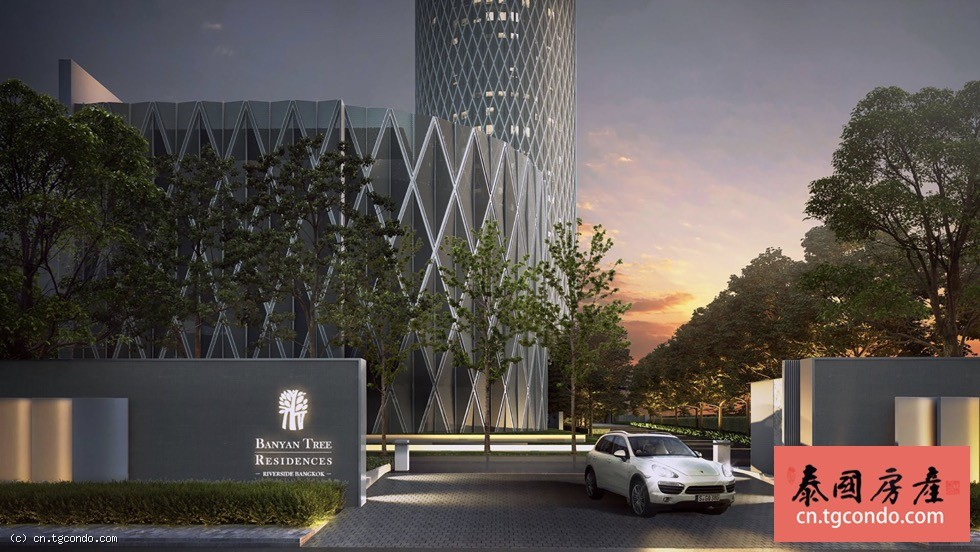 banyan tree residences曼谷悦榕庄豪宅