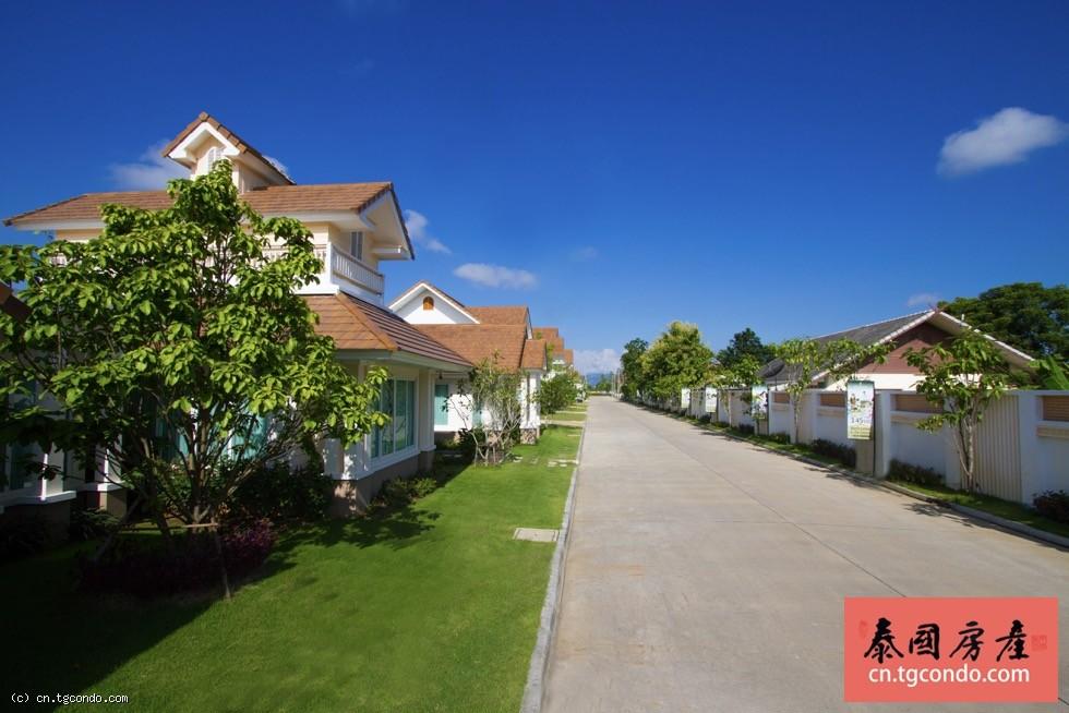 泰国清迈德伊思汀大型别墅