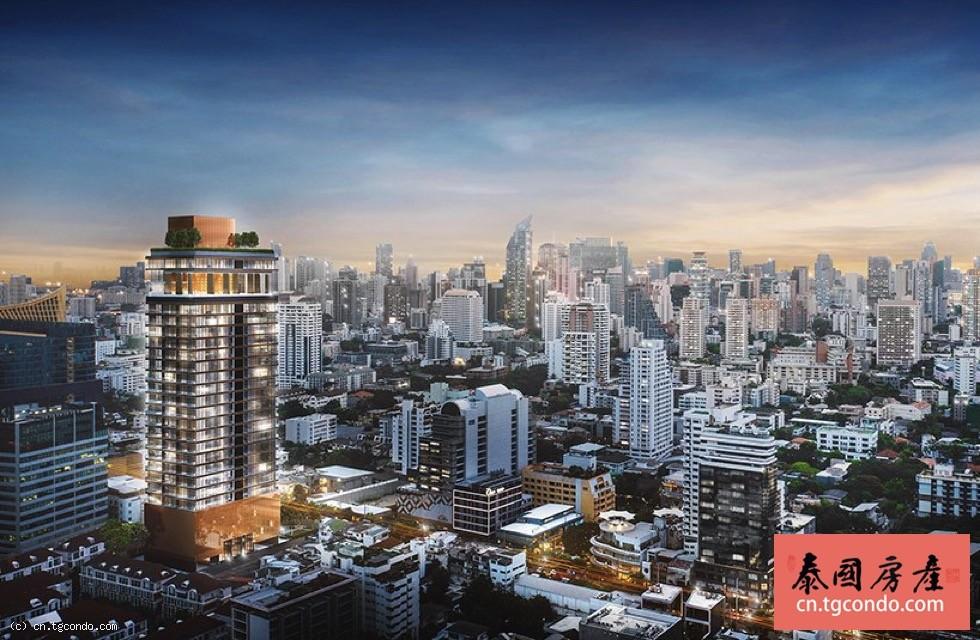 泰国曼谷Thong Lo区高端豪宅 Khun By Yoo