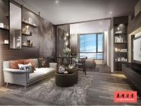 泰国曼谷最新投资楼盘两房公寓 The Line Sukhumvit 71
