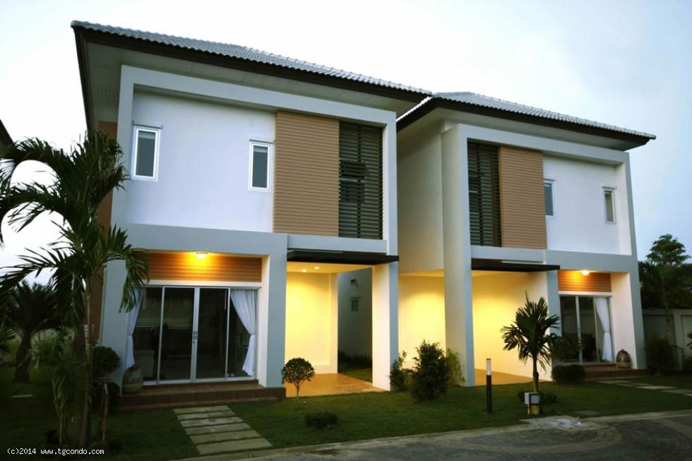 泰国芭提雅帕塔别墅Patta Village 282平3房3卫