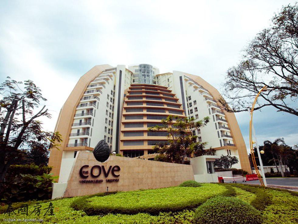 The Cove Pattaya 泰国芭堤雅海豚湾一线海景豪宅