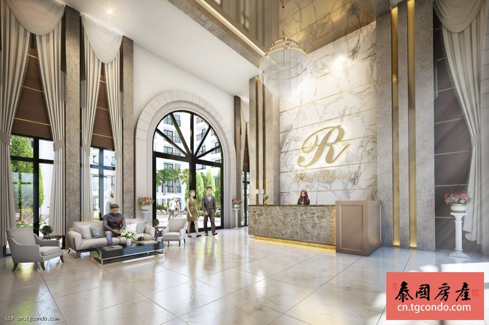 The Rhine Condominium 芭提雅年8%固定回报包租型公寓