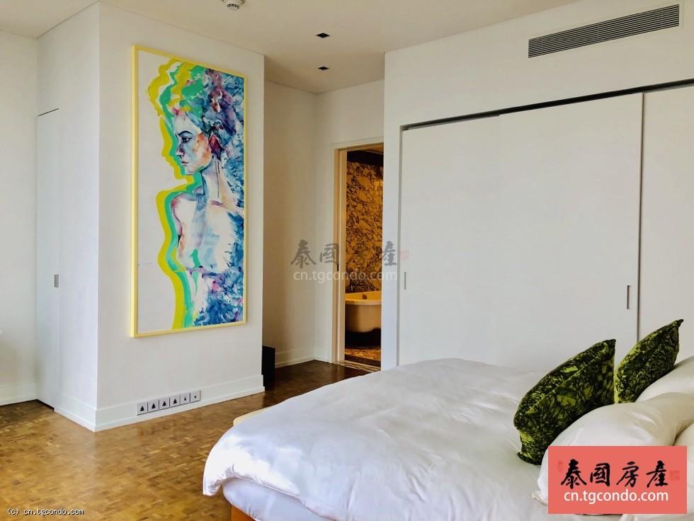 泰国丽丝卡尔顿豪华住宅公寓(Kingpower Mahanakhon)