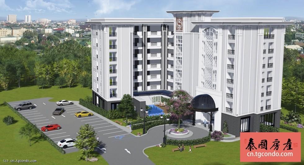 泰国清迈春天公寓现房