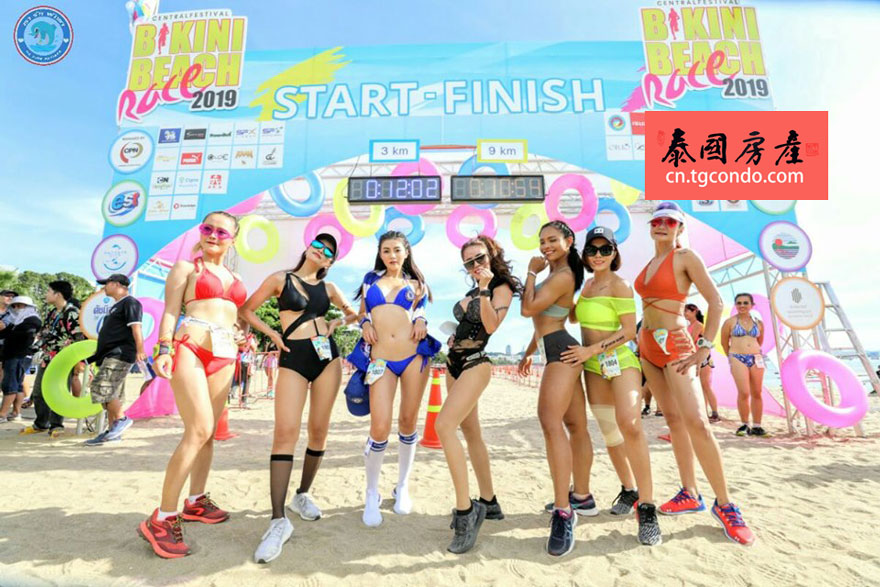 Pattaya Bikini Run 2019
